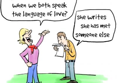 015 language of love