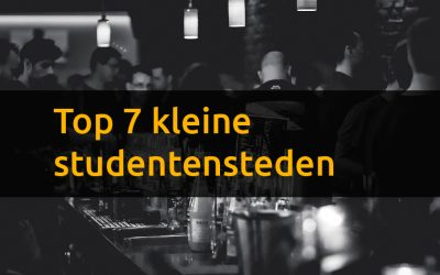 Top 7 kleine studentensteden in Europa