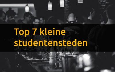 Top 7 kleine studentensteden in Europa