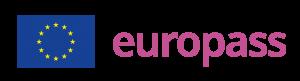 Europass logo roze